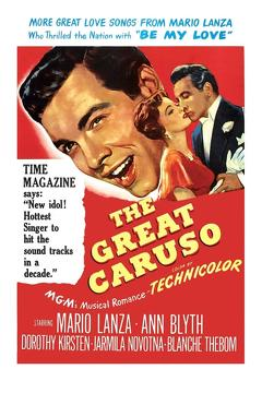 Best Music Movies of 1951 : The Great Caruso