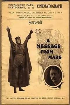 Best Fantasy Movies of 1921 : A Message from Mars