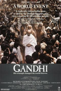 Best Drama Movies of 1982 : Gandhi