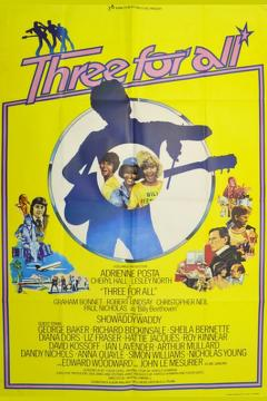 Best Music Movies of 1975 : Three for All
