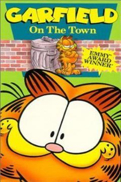 Best Animation Movies of 1983 : Garfield on the Town