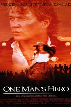Best Western Movies of 1999 : One Man's Hero
