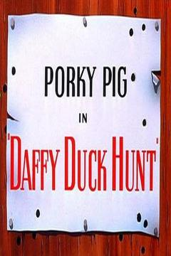 Best Animation Movies of 1949 : Daffy Duck Hunt
