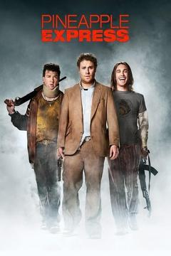 Best Comedy Movies of 2008 : Pineapple Express