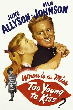 Best Romance Movies of 1951 : Too Young to Kiss