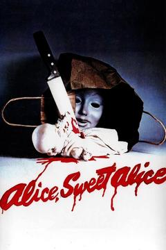 Best Horror Movies of 1976 : Alice Sweet Alice