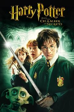 Best Adventure Movies of 2002 : Harry Potter and the Chamber of Secrets