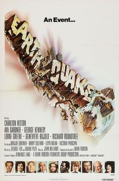 Best Thriller Movies of 1974 : Earthquake