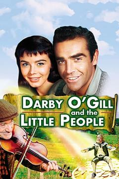 Best Fantasy Movies of 1959 : Darby O'Gill and the Little People