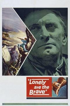 Best Western Movies of 1962 : Lonely Are the Brave