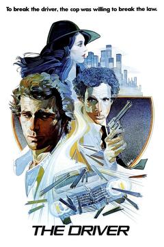 Best Thriller Movies of 1978 : The Driver