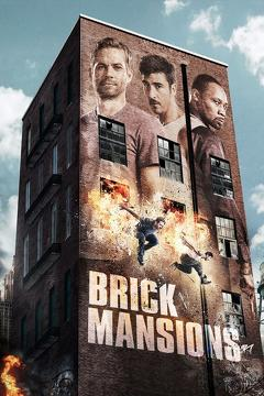 Best Crime Movies of 2014 : Brick Mansions