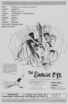 Best Drama Movies of 1960 : The Savage Eye