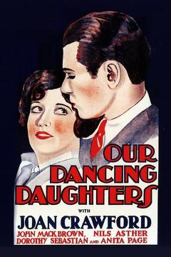 Best Romance Movies of 1928 : Our Dancing Daughters