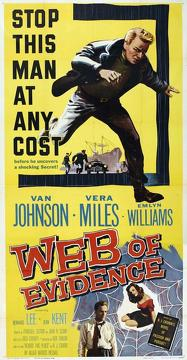 Best Mystery Movies of 1959 : Web of Evidence