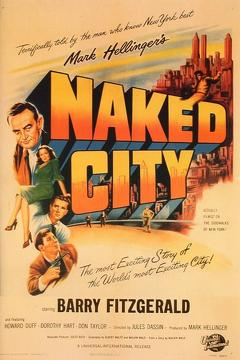 Best Movies of 1948 : The Naked City