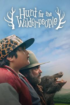 Best Drama Movies of 2016 : Hunt for the Wilderpeople