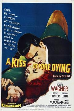 Best Mystery Movies of 1956 : A Kiss Before Dying