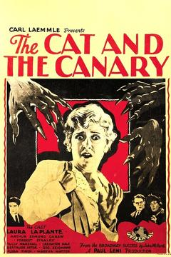 Best Mystery Movies of 1927 : The Cat and the Canary