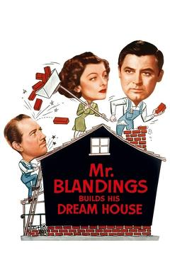 Best Romance Movies of 1948 : Mr. Blandings Builds His Dream House