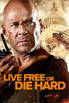 Best Thriller Movies of 2007 : Live Free or Die Hard