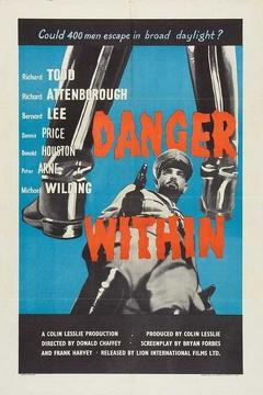 Best War Movies of 1959 : Danger Within