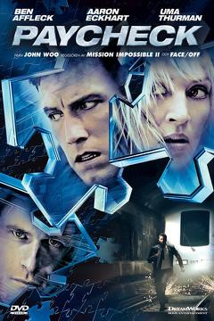 Best Science Fiction Movies of 2003 : Paycheck