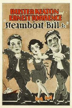 Best Action Movies of 1928 : Steamboat Bill, Jr.