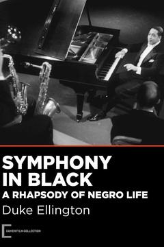Best Drama Movies of 1935 : Symphony in Black: A Rhapsody of Negro Life