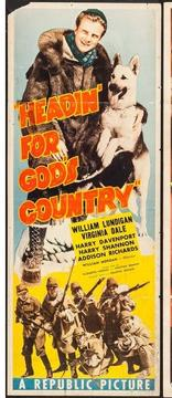 Best Action Movies of 1943 : Headin' for God's Country
