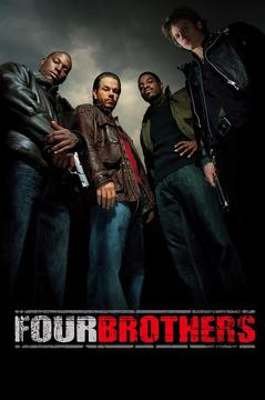 Best Action Movies of 2005 : Four Brothers