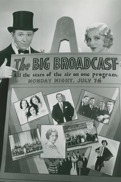 Best Music Movies of 1932 : The Big Broadcast
