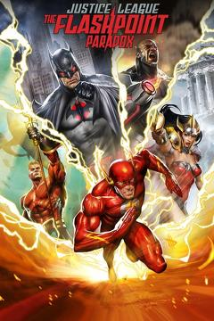 Best Animation Movies of 2013 : Justice League: The Flashpoint Paradox