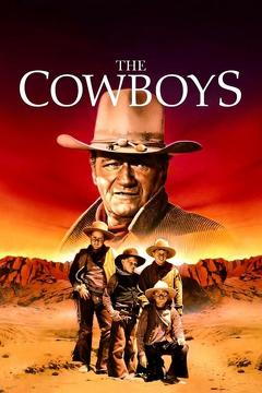 Best Drama Movies of 1972 : The Cowboys