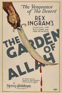 Best Romance Movies of 1927 : The Garden of Allah