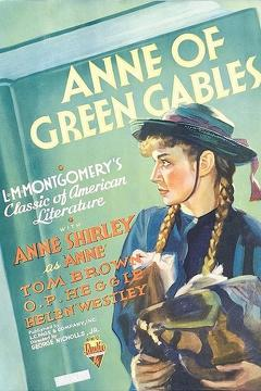 Best Family Movies of 1934 : Anne of Green Gables