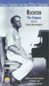 Best Documentary Movies of 1998 : Richter: The Enigma