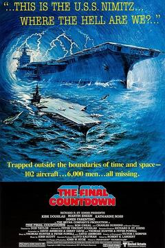 Best War Movies of 1980 : The Final Countdown