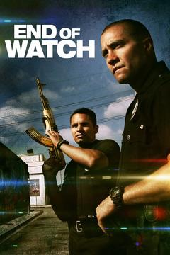 Best Thriller Movies of 2012 : End of Watch