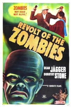 Best Horror Movies of 1936 : Revolt of the Zombies