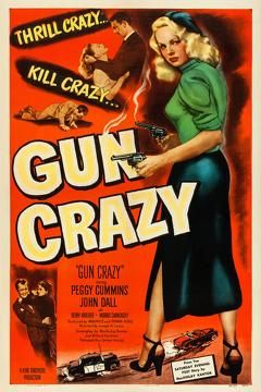 Best Drama Movies of 1950 : Gun Crazy