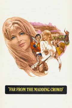 Best Drama Movies of 1967 : Far from the Madding Crowd