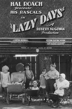 Best Family Movies of 1929 : Lazy Days
