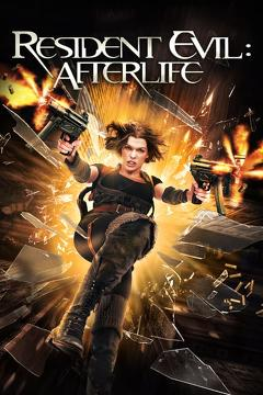 Best Horror Movies of 2010 : Resident Evil: Afterlife