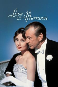 Best Comedy Movies of 1957 : Love in the Afternoon
