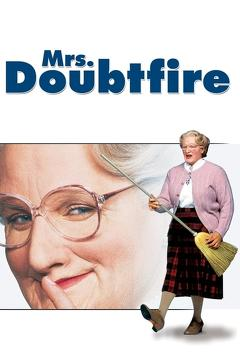 Best Comedy Movies of 1993 : Mrs. Doubtfire