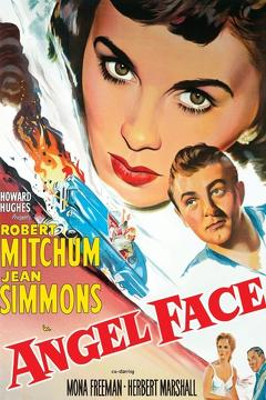 Best Drama Movies of 1953 : Angel Face