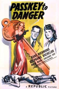 Best Crime Movies of 1946 : Passkey to Danger