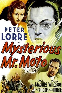 Best Thriller Movies of 1938 : Mysterious Mr. Moto