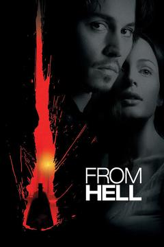 Best Horror Movies of 2001 : From Hell